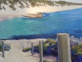 Dolphin Bay, Pt Peron, 1200 x 1200mm